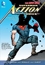 Superman - Action Comics Vol. 1: Superman and the Men of Steel (The New 52) by Grant Morrison (2012-08-07)