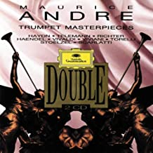 Maurice André - Concerto for Trumpet and Orchestra