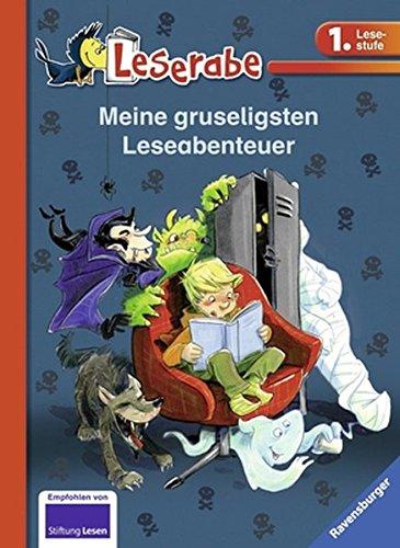 eseabenteuer (Leserabe - Sonderausgaben) (Halloween-unterricht Der Ersten Klasse)
