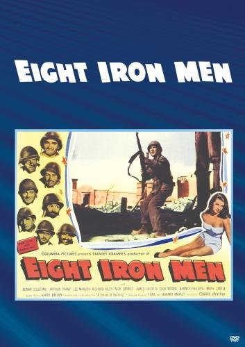 Image of Eight Iron Men [DVD] [1952] [Region 1] [US Import] [NTSC]