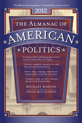 The Almanac of American Politics 2012
