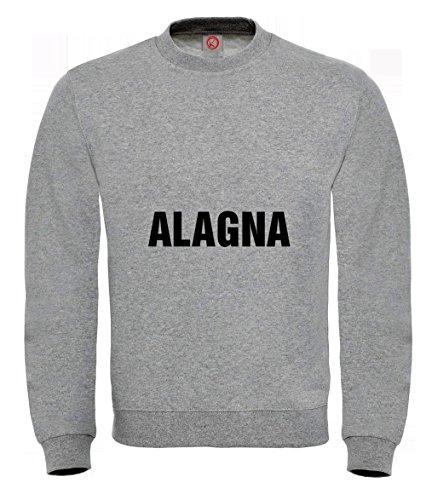 Felpa Alagna gray