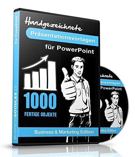 Ipad Für Microsoft Office (1000 Handgezeichnete Präsentationsvorlagen für PowerPoint -: Business & Marketing Edition für PC & Mac)