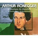 Honegger - Intégrale de la musique de chambre (4CD)