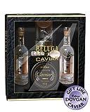 Set Vodka Beluga 2x50ml & Stör-Caviar 25g