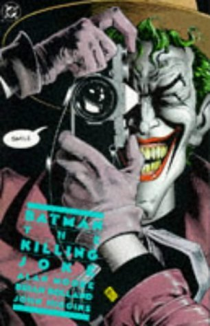Batman: Killing Joke: Written by Alan Moore, 1988 Edition, Publisher: Titan Books Ltd [Paperback]