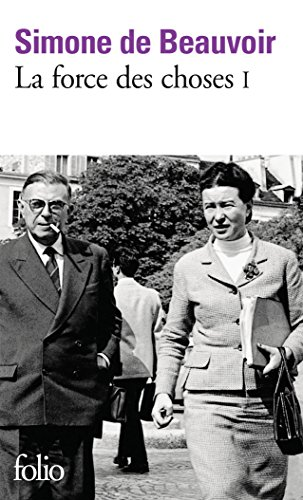 La force des choses, tome 1 par Simone de Beauvoir