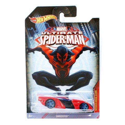 Hot Wheels Ultimate Spider-Man: Shredster (Spider-Man 2099) by Hot Wheels