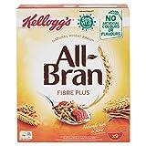 KelloggŽs All-Bran - Plus, Salvado de trigo, 375 g