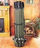 Fishing Tackle Rod Holdall Bag Travel Spule Tragetasche Pole Werkzeuge Aufbewahrungsbeutel Haarverdichtung Leinwand