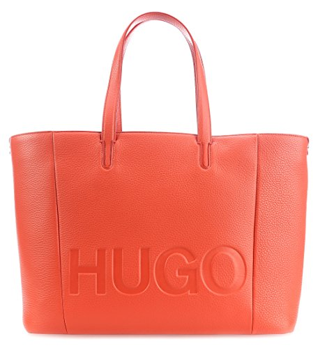 Shopping Bag Di Hugo Damen Mayfair, Marciume 15x29x44 Cm (rosso Brillante 628)