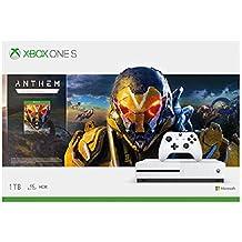 Microsoft 1 TB Xbox One S Console - Anthem Bundle