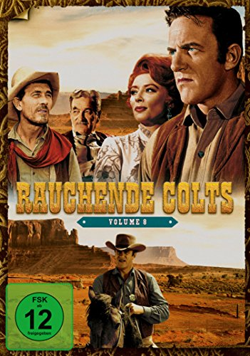 Rauchende Colts - Volume 8 [6 DVDs] (Rauchende Colts)