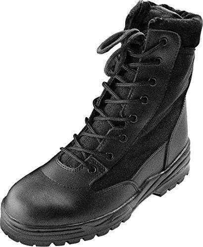 hundeinfo24.de CN Outdoor Mc Allister Outdoor-Boots »Patriot Style« Schwarz 45,Schwarz