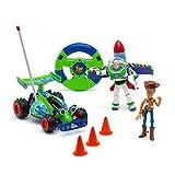 Disney Store - Toy Story - Ferngesteuertes Set mit Buzz & Woody
