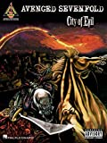 Avenged Sevenfold  City Of Evil (Tab) (Guitar Recorded Versions)
