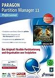 A K T I O N - Paragon Partition Manager 2011 Professional + GRATIS DVD Forbidden Kingdom