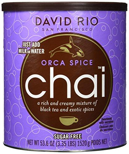 David Rio – Orca Spice Chai Tee, (1 x 1.520 kg)