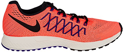 Nike Air Zoom Pegasus 32, Chaussures de Running Entrainement Homme Ttl Crimson-Black-Pht Bl-Rcr Blue
