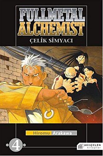 Fullmetal Alchemist - Çelik Simyaci 4
