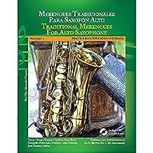 Merengues Tradicionales Para Saxofón Alto