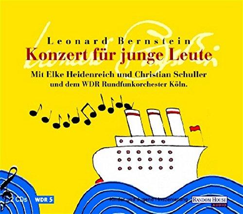 Konzert für junge Leute, 2 Audio-CDs