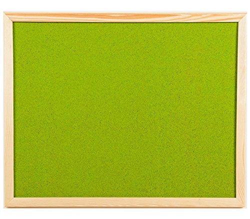 900x 600mm große Custom Farbige Kork Brett + 20Pins + Wand Befestigungen verstärkte Bulletin Memo Küche Büro Pinnwand Peg Buchstabe Schule Küche Garage lichtgrün -