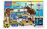 Mattel Mega Bloks DBH85 Spongebob Squarepants - Krusty Krab Attack