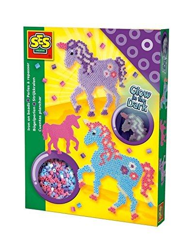 ses-creative-cuentas-para-planchar-de-caballos-de-fantasia-multicolor-06115