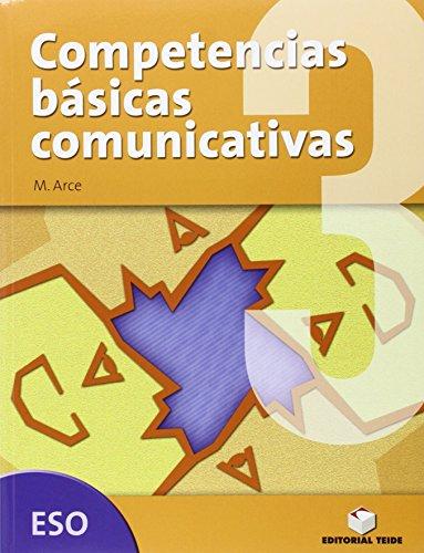 Competencias básicas comunicativas 3º eso + separata solucionario