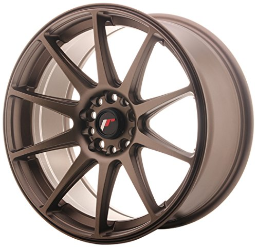 JAPAN Racing JR11 Dark Bronze 8.5 x 18 eT35 5 x 100/120 jantes en alliage