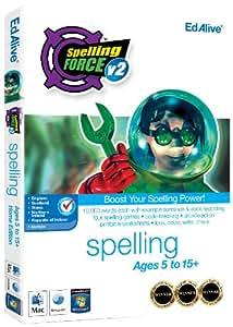 Spelling Force Version 2