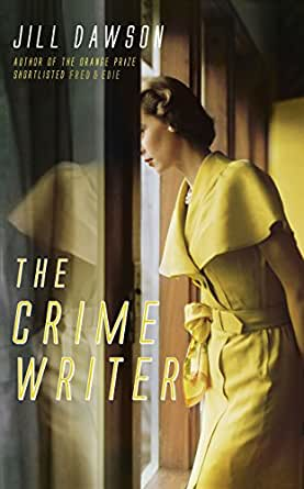 Image result for The Crime Writer by Jill Dawson