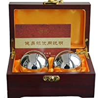 Chinesisches Traditionelles Baoding Eisenkugel Fitnessball Dekompression Handball Geschenkbox,53mm310g preisvergleich bei billige-tabletten.eu