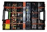 AMP Superseal 1-polig bis 6-polig Sortiment Box Crimpzange Kasten Steckverbinder Zubehör Elektrik KFZ