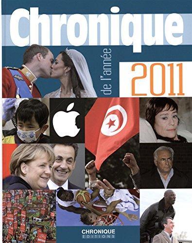 Chronique de l'année 2011 par Michel Marmin