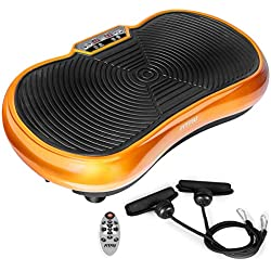 Fitfiu - VB400D - Plataforma vibratoria 500W ▷ Oscilante y vibratoria