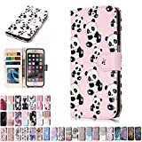 LA-Otter Coque Apple iPhone 5 5S Se Panda Flip Case Housse Etui à Rabat Folio Motif...
