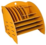 """Werkhaus - Ablage """"Big Organizer"""" Goldgelb (SON1029-22)"""