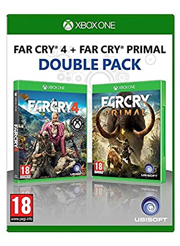 Far Cry Primal and Far Cry 4 (Xbox One) (輸入版)