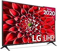 """LG 43UN71006LB - Smart TV 4K UHD 108 cm (43"""") con Inteligencia Artificial, Procesador Inteligente Quad Co"""