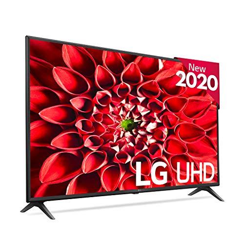 "Oferta de LG 49UN71006LB - Smart TV 4K UHD 123 cm (49"") con Inteligencia Artificial, Procesador Inteligente Quad Core, HDR10 Pro, HLG, Sonido Ultra Surround, 3xHDMI 2.0, 2xUSB 2.0, Bluetooth 5.0, WiFi"