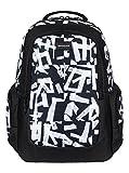 QUIKSILVER Schoolie Backpack Break The Cycle School Bag EQYBP03418-WBB7