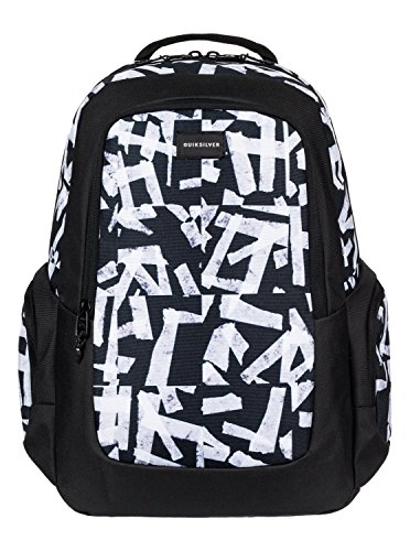 QUIKSILVER Schoolie Backpack Break The Cycle School Bag...