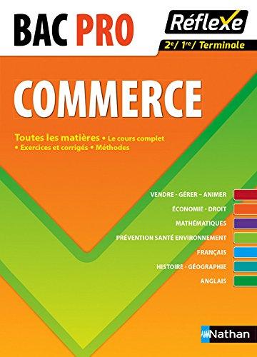 Toutes les matières - Bac Pro Commerce