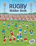 Rugby Sticker Book (Usborne Activity Books) (Sticker Books)