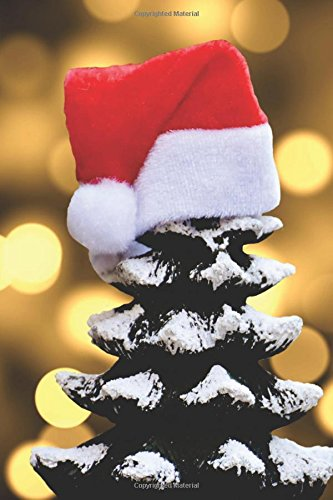 Season's Greetings from Santa Pinecone Journal: 150 Page Lined Notebook/Diary - Cs-serie-notebooks