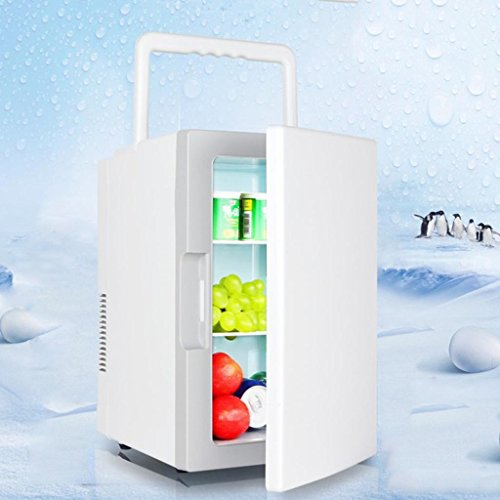 Preisvergleich Produktbild GZD 18L Home Small Refrigerator Car Cold And Warm Box Office Dorm Room Bedroom Mini Refrigeration Box Outdoor Refrigerator Size 31 * 20 * 22cm Power 75W