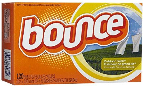 BOUNCE 180 Trocknertücher - OUTDOOR FRESH - aus USA
