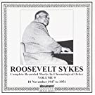 Complete Recorded Works, Vol. 9 by Roosevelt Sykes (1994-11-04)
